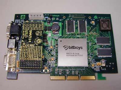 Bitboys grafische chip