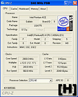 CPU Z Abit AG8 (klein)