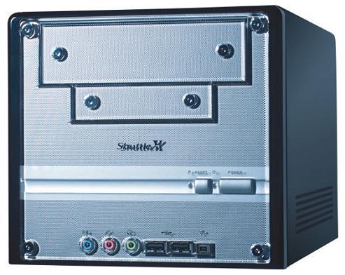 Shuttle SK83G Athlon 64-barebone