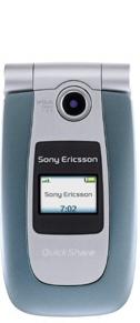 SonyEricsson Z500