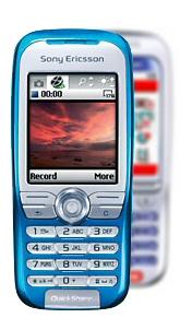 Sony Ericsson K500 en F500 (Vodafone)