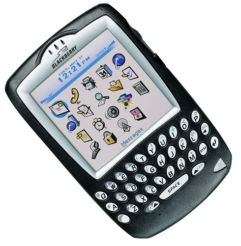 Blackberry 7700 PDA