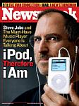 Nieuwe iPod / Cover Newsweek