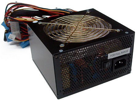 Cooler Master Real Power 450