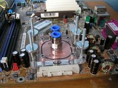 Alphacool Basic CPU-waterblokje (klein)