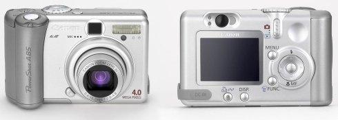 Canon A85