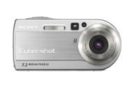 Sony Cyber-Shot DSC-P150 front