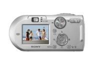 Sony Cyber-Shot DSC-P150 back