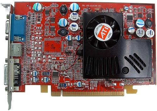 ATi Radeon X600 XT