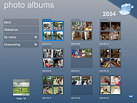 Meedio Essentials Image browser