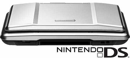 Nintendo DS Dichtgeklapt