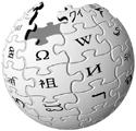 Wikipedia logo (klein)