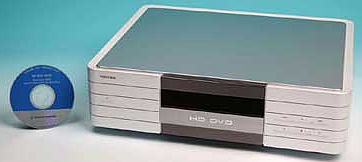 Toshiba HD DVD-drive