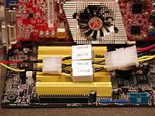 Shunt Radeon Test 2