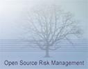 Open Source Risk Management (OSRM) logo (klein)