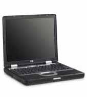 HP nx5000 Linux-laptop