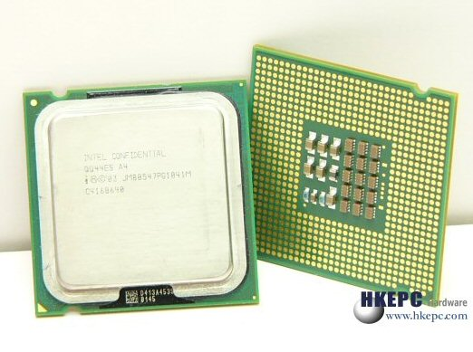 Intel Smithfield foto