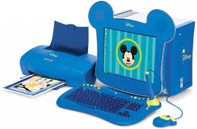 Disney Dream Desk PC