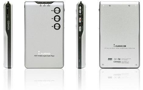 Cowon iAudio M3