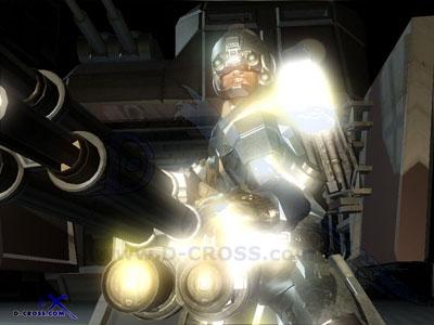 3DMark04 beta screenshot
