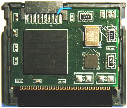 Compact Flash Computer cpu board