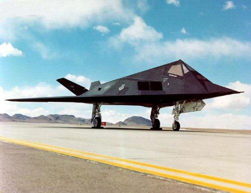 Lockheed-Martin F117A Nighthawk