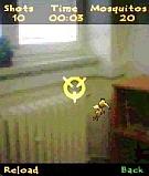 Mosquito Dialer / Symbian / In-game screenshot