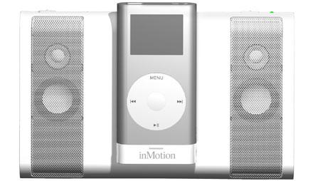 Altec Lansing iMmini voor iPod Mini