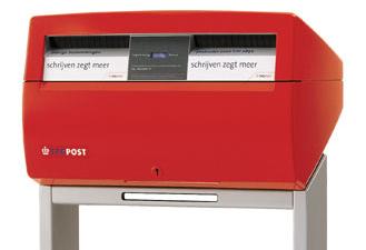 TPG Post brievenbus