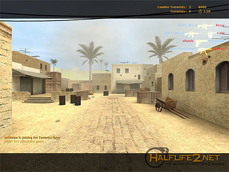 Counter-Strike: Source screenshot