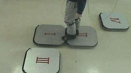 Virtual reality-vloer 3