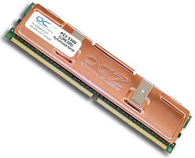 OCZ DDR2 PC2-5400