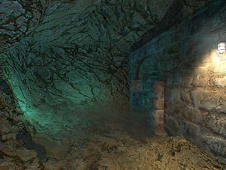 Half-Life 2-stresstest - grot