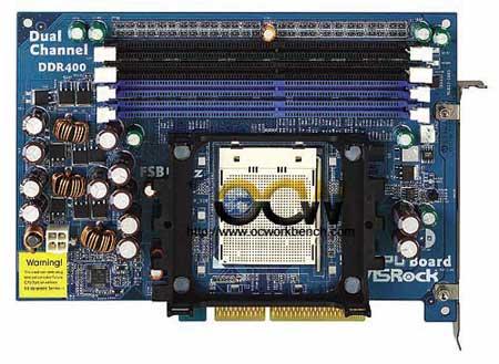 Asrock 939 CPU Board