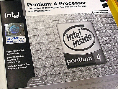 Pentium 4 met EMT64T