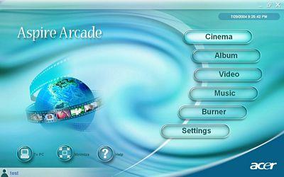 Aspire Arcade