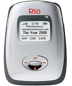 Rio Carbon (front)