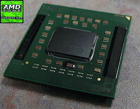 AMD Opteron Dual Core 90nm