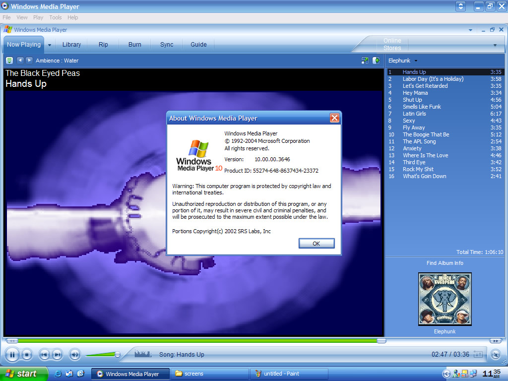 media player 10 free for xp