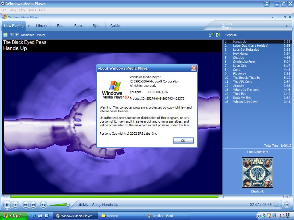 Windows media player 10 скачать