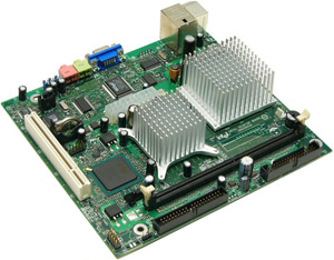 Intel Shelton-moederbord