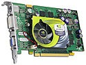 nVidia GeForce 6600 videokaart (klein)