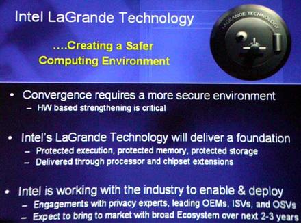 Intel LaGrande