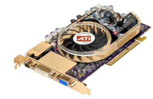 ATi All-In-Wonder X800 XT