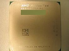 Onoffici�le pic van Athlon 64 4000+ (klein)