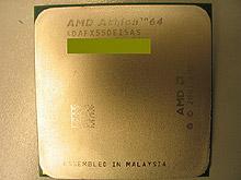 Onoffici�le pic van Athlon 64 FX-55 (klein)