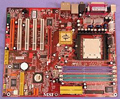 MSI K8T Neo2-FIR