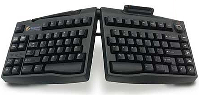 Ergonomisch toetsenbord / RSI