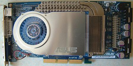 Asus GeForce 6800 V9999 Gamers Edition