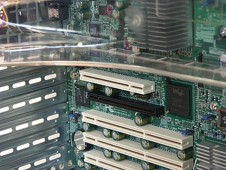 DID 2004: Supermicro Xeon-systemen